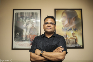 Manish Mundra of Drishyam Films Team. Photo Credits - Nayan Shah